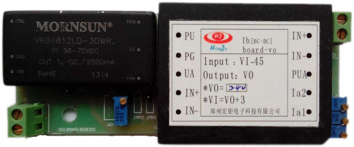 本安电源保护模块技术参数   1 本安电源输入电压范围   DC18~36V   2 本安模块参数:   2.1 24V 输出本安参数:   a.最大输出电压Uo:24.5V;   b.最大输出电流Io:0.5A;   c.最大外部电感Lo: 0.2mH;   d.最大外部电容Co: 2.0F。   2.2 18V 输出本安参数:   a.